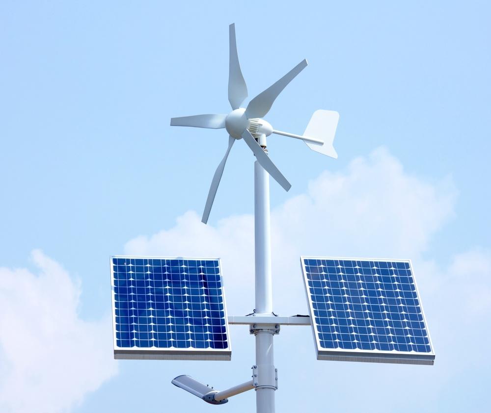 Solar Systems - WindSoleil