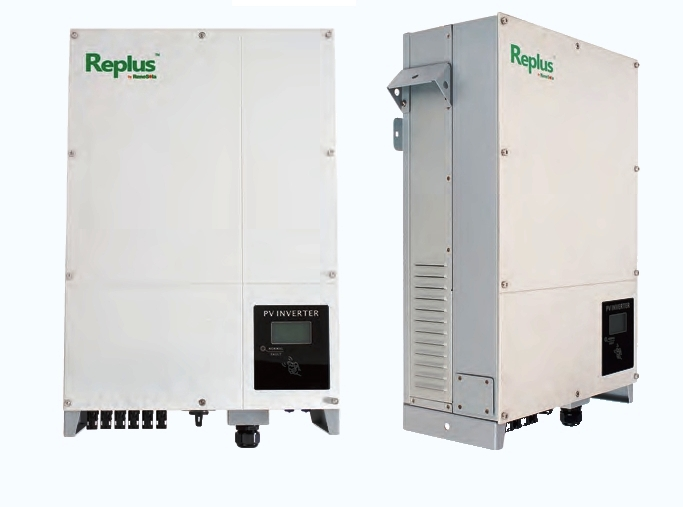 Renesola Replus 12000TL3B Seriel Inverter with MPPT Controller