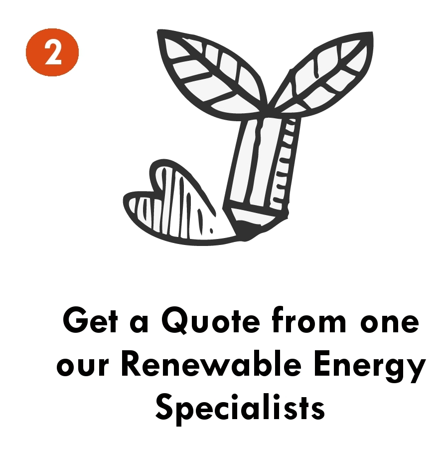 Get a Quote from our renewable energy specilists- WindSoleil