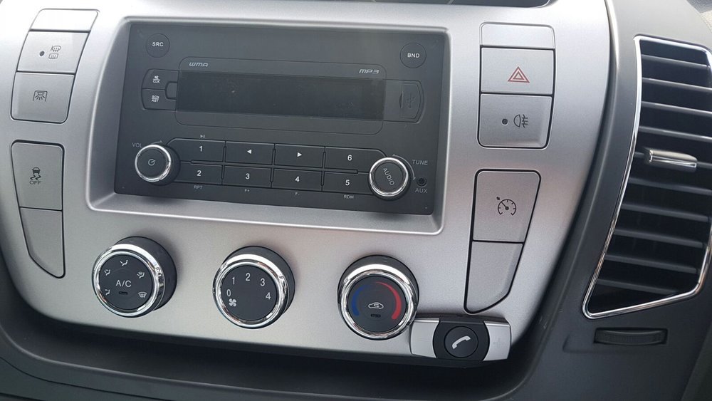 FM/AM Sound System With MP3 Player