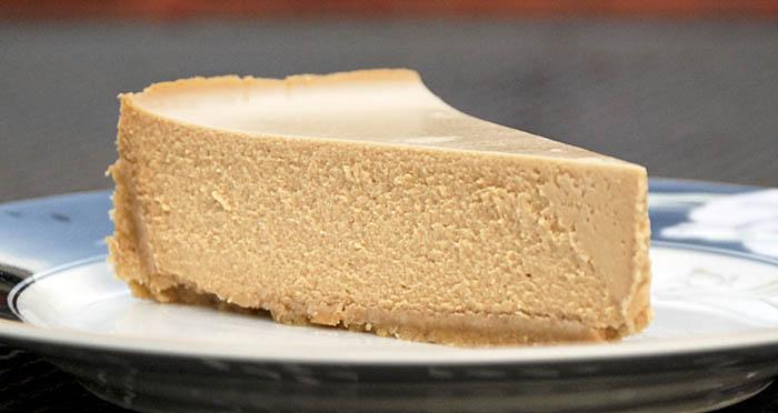 Dulce De Leche Cheesecake — Lenexa Baking Co.