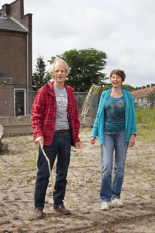 CPO bouwproject Edison Bewust Wonen en Werken Boschveld, portretten toekomstige bewoners  www.bwwb.nu