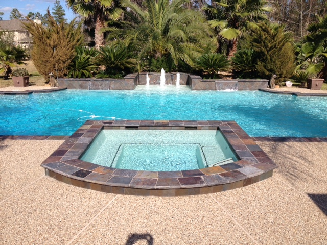 Spas — Masterpiece Pool Designs