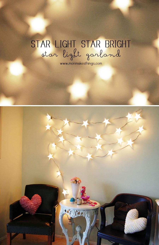 Diy flower string lights - Dec 15 15 More Diy String Light Ideas