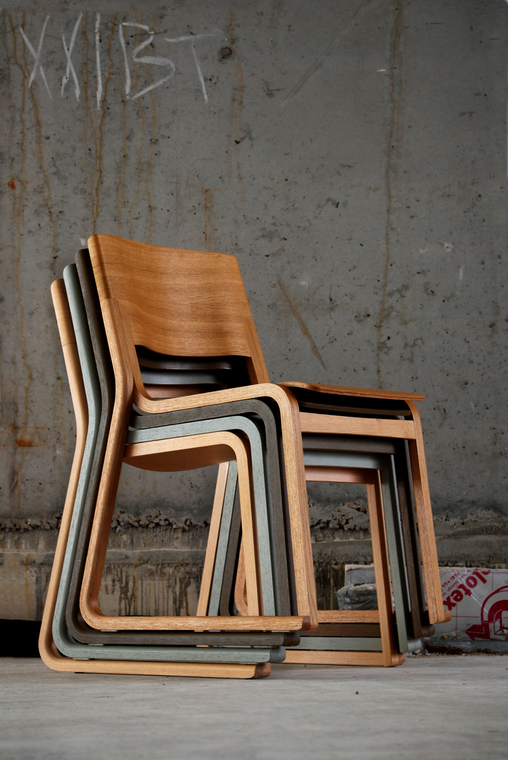 Theo chair design by Simon Pengelly for Chorus
