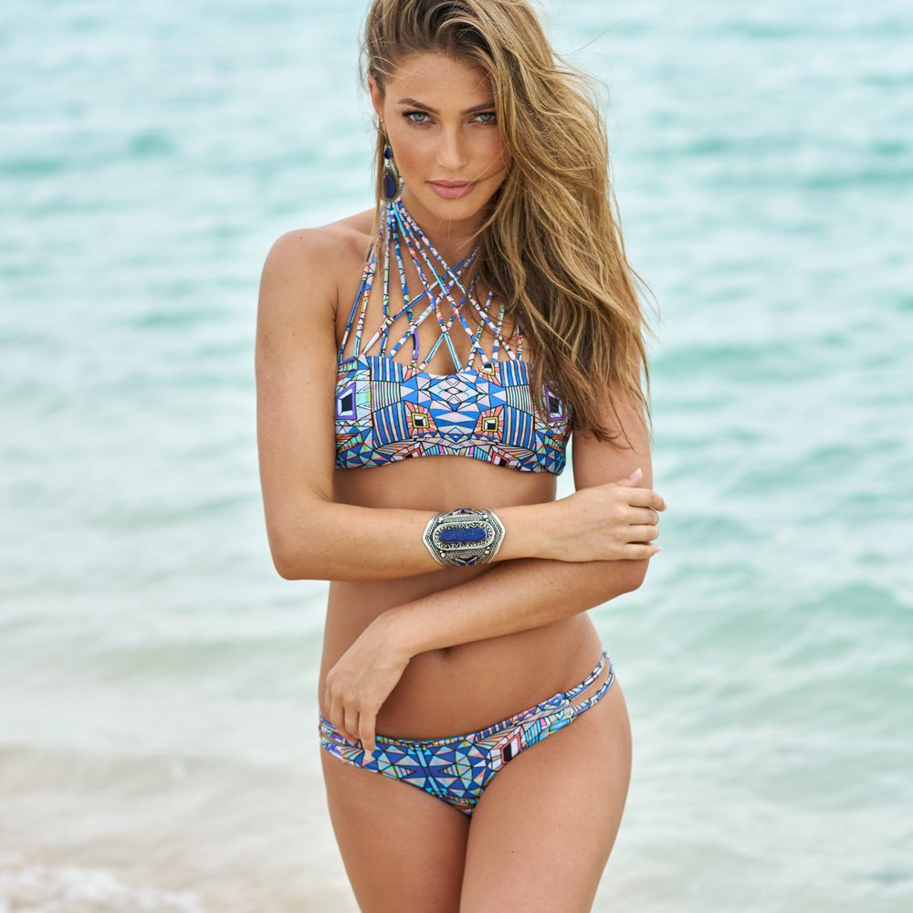 Sandra Model Bikini