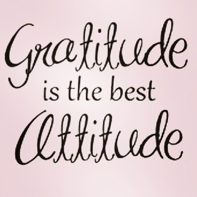 #attitude #gratitude 🙏😘❤️️
