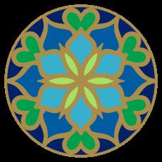 Logo for drømmmefangerfondet. Designet av elisabeth Tungland