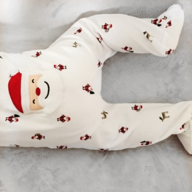 {Christmas booty}