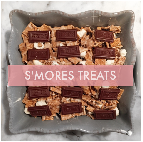 S'mores Bar Treats