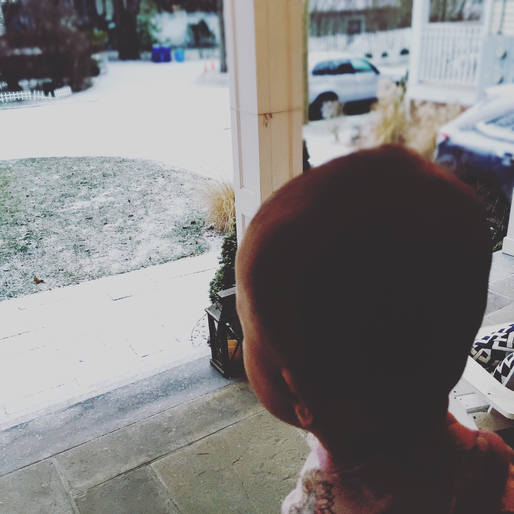MM's first snowfall