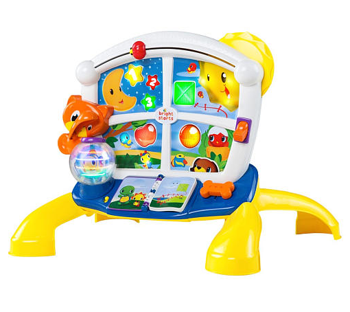 Bright Starts Learning Activity Station