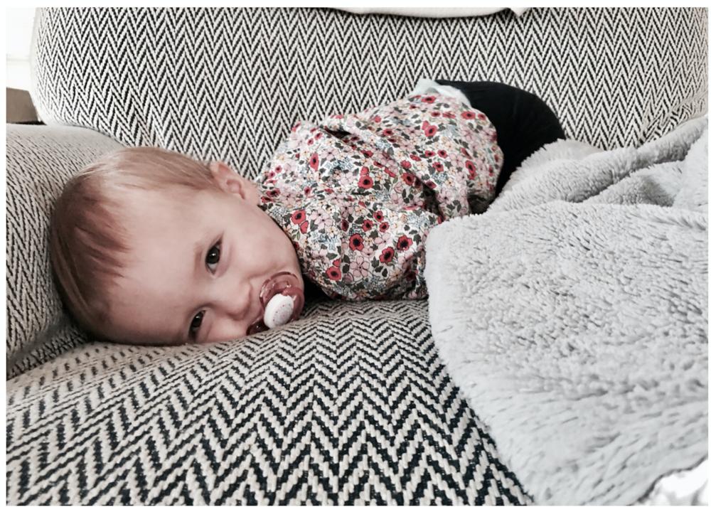 Little Giraffe Blanket