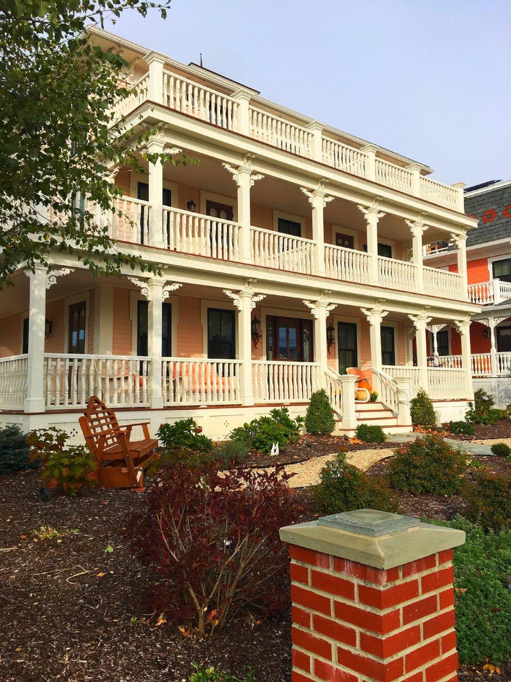 Three Stories Saybrook Point Inn
