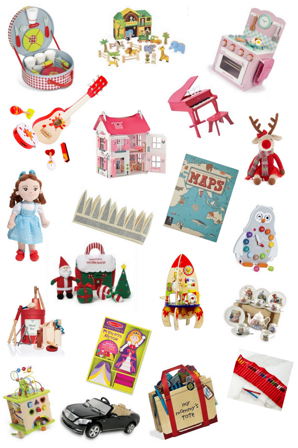 Holiday Gift Guide Baby and Toddler