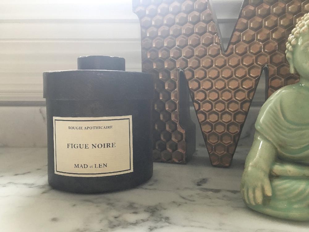 Figue Noire Mad et Len Lilies and Lambs