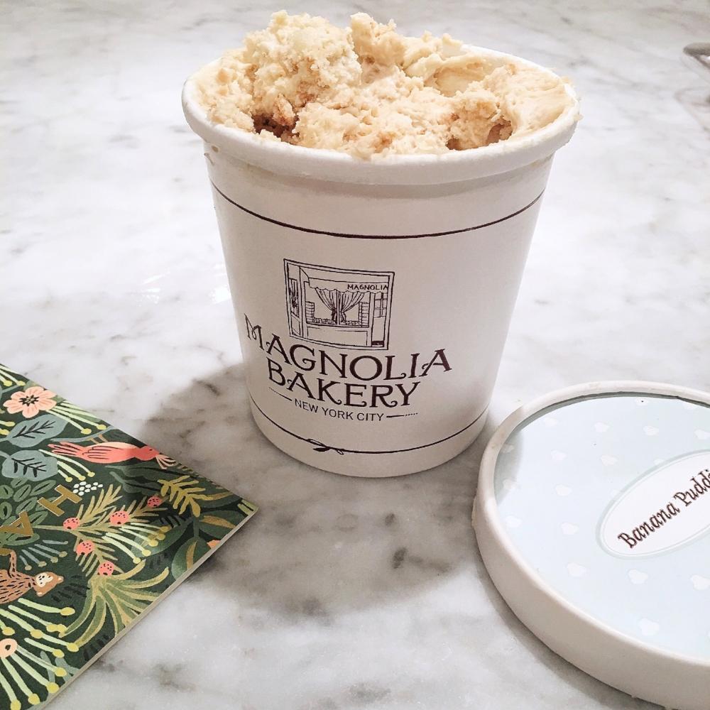 Banana Pudding Magnolia Bakery Lilies and Lambs