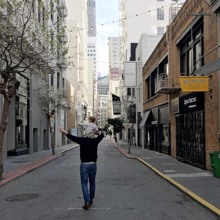 San Francisco Lilies and Lambs