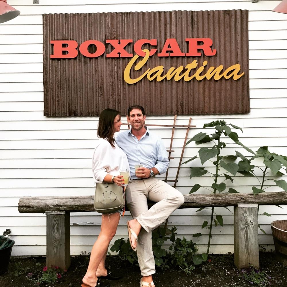 Boxcar Cantina Lilies and Lambs