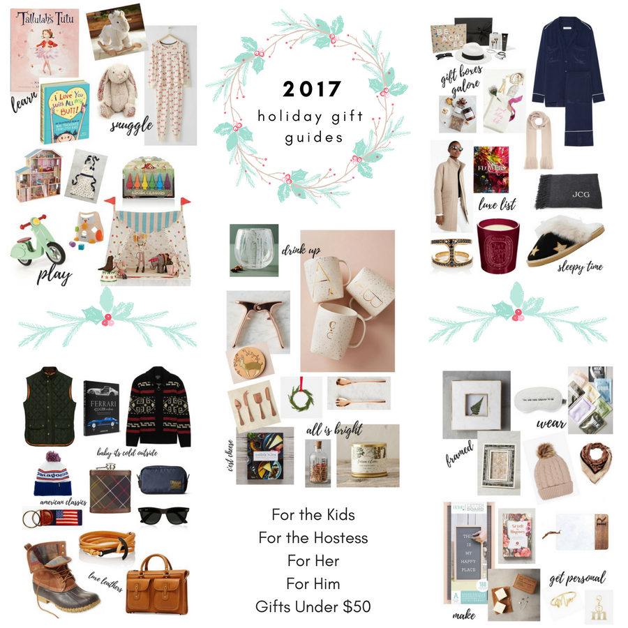 Holiday Gift Guides LL
