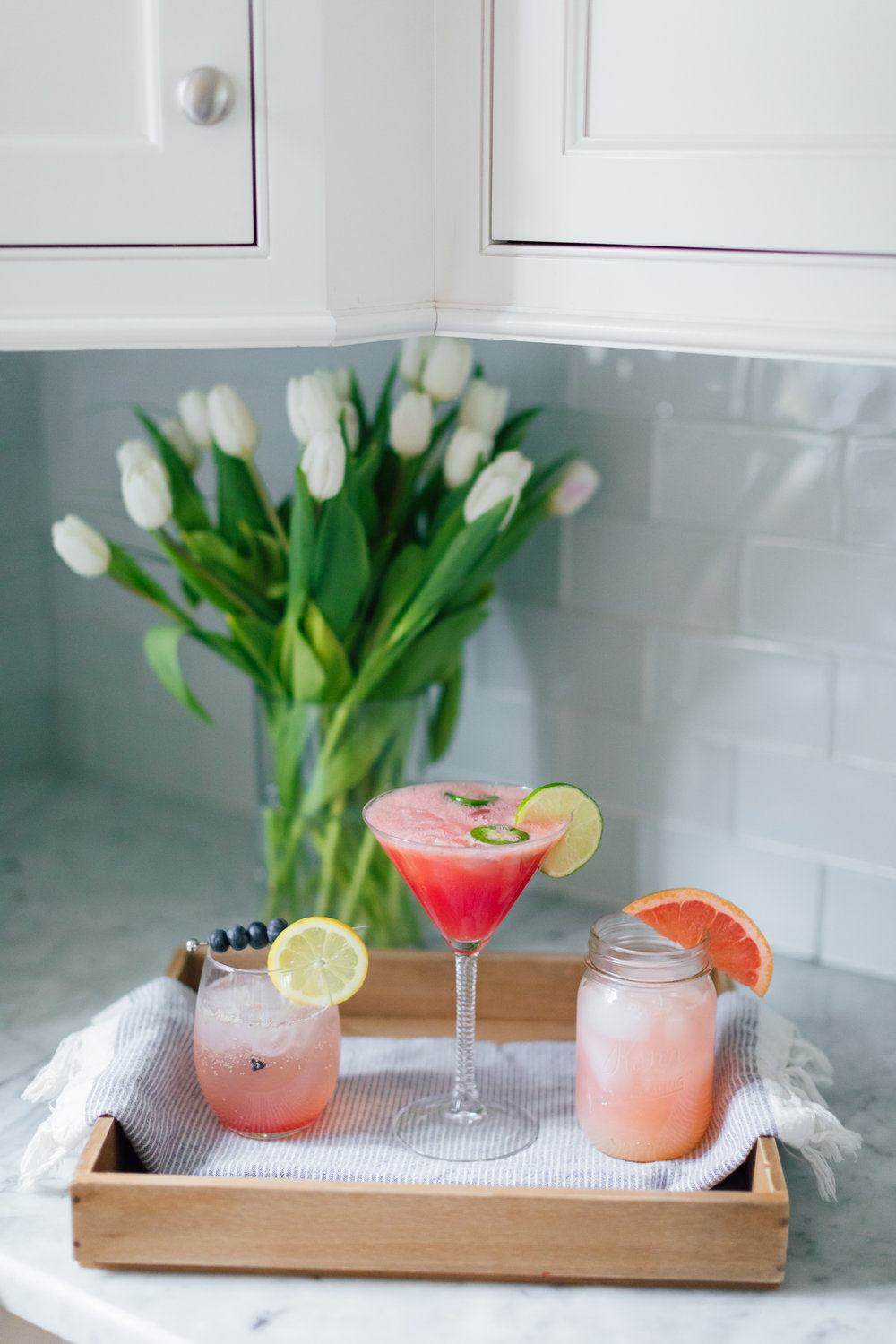 Lilies and Lambs Mocktails