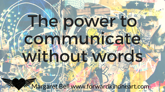 Communication of emotions without words