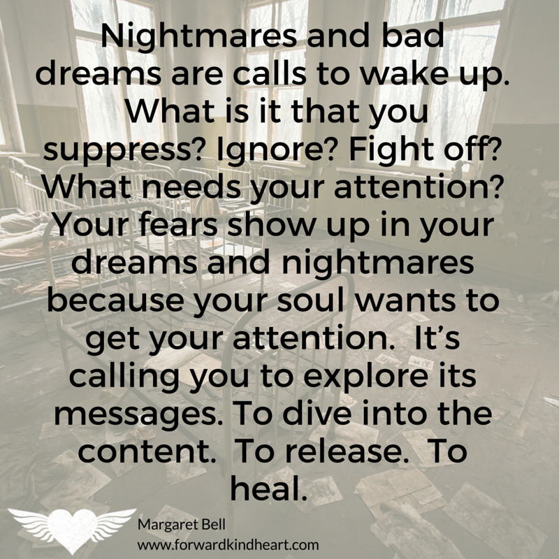 nightmares and bad dreams