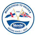 Marblehead to Halifax Ocean Race 2017   1st place IRC  New Course Record