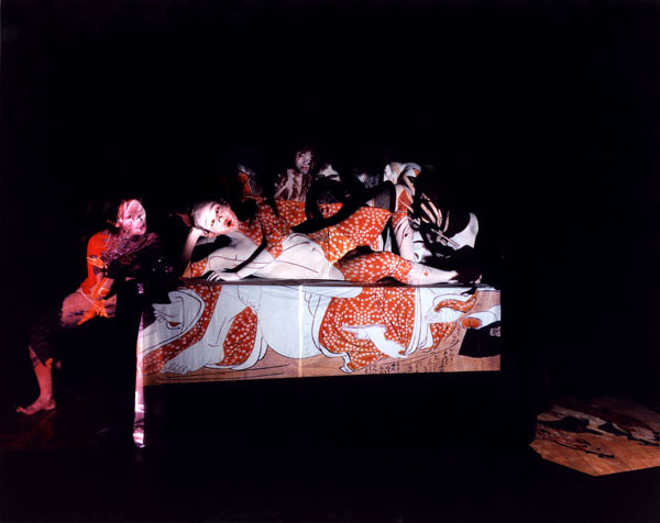 Ukiyo-e Projections #2-36, 2003