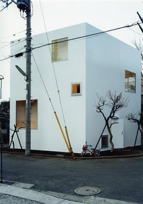 House in a Plum Grove (Kazuyo Sejima & Associates), 2004