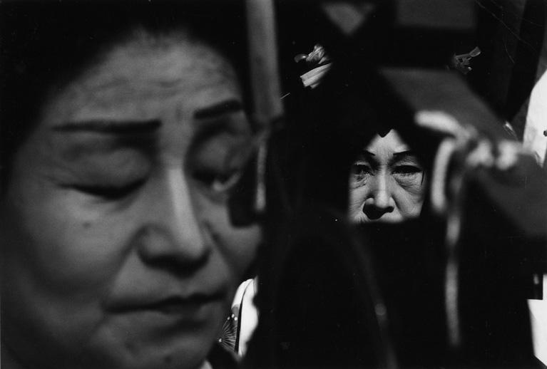 Shomei Tomatsu,  Street Entertainers , Tokyo, 1961