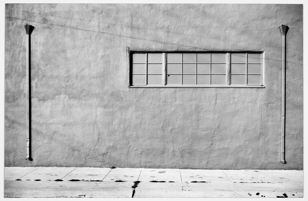 Lewis Baltz,  Santa Cruz , 1970