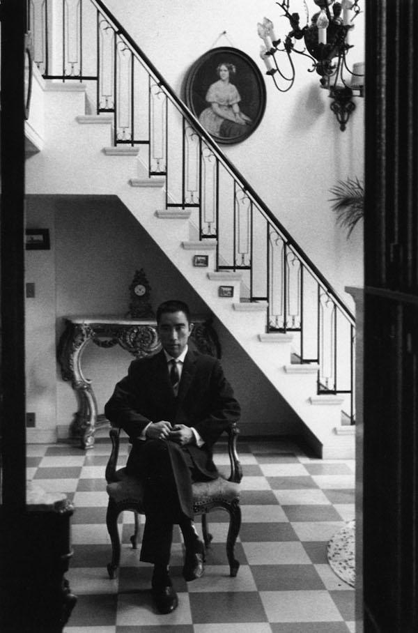 Yukio Mishima, 1961
