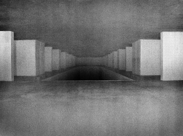 Daisuke Yokota,   Untitled (Site 09) , 2011
