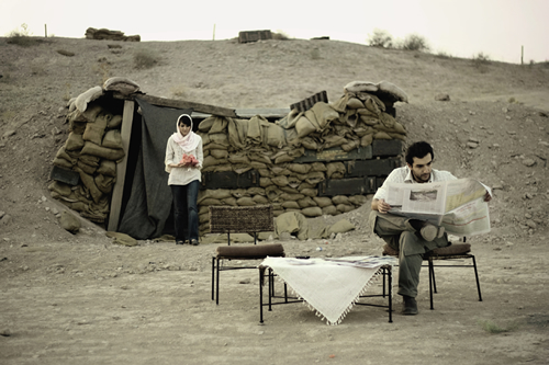 Gohar Dashti, Life and war today, 2008