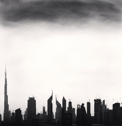 Skyline, Study 3, Dubai, United Arab Emirates, 2009