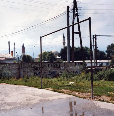 Christine Fenzl, Playground, Gazi - Baba, Skopie, Macedonia