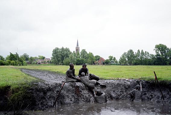 Jan Koster, Sine Labe Concepta
