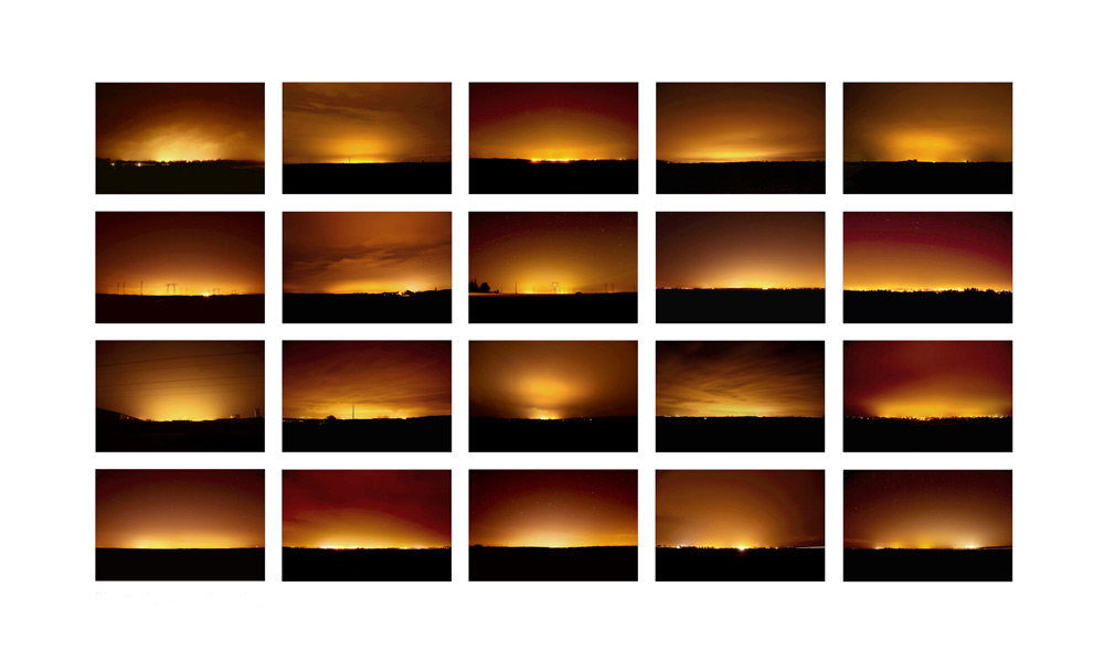 Pierre Faure, Burning Fields, 2009