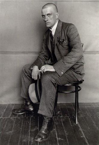 Alexander Rodchenko, The poet Vladimir Mayakovsky