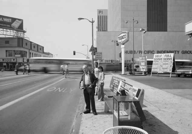 Anthony Hernandez, Vermont ave.& Wishire blvd, 1979