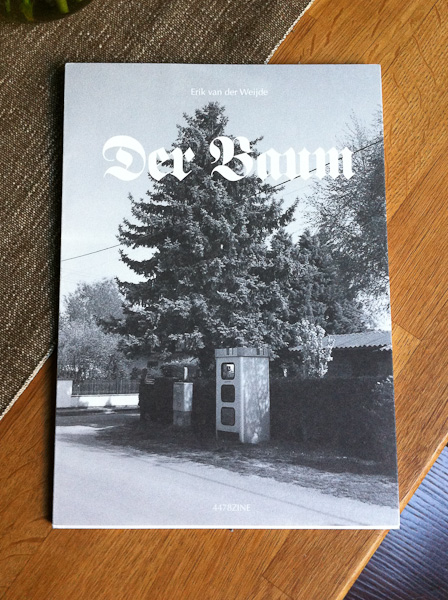Erik van der Weijde, Der Baum