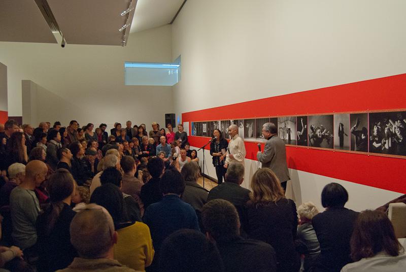 Eikoh Hosoe and Yoshito Ohno artist talk