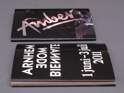 Amber, the Arnhem Mode Biennale 2011 catalogue