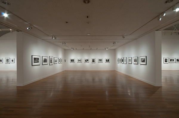 Installation view, Setagaya Art Museum