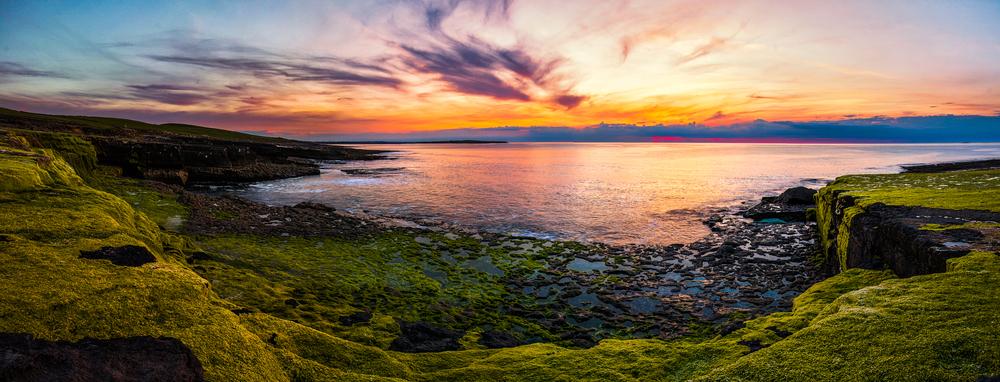 Sunset in Sligo