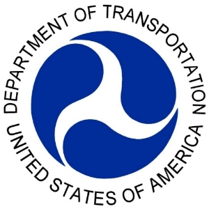 DOT is a trademark of the Department of Transportation.
