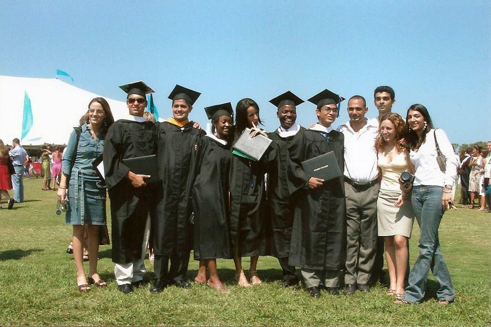 Eckerd College Graduation Ceremony, May 2004