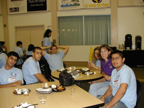 ACM Programming Competition 2002