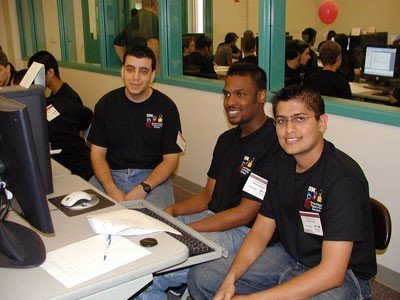 ACM Programming Competition 2001